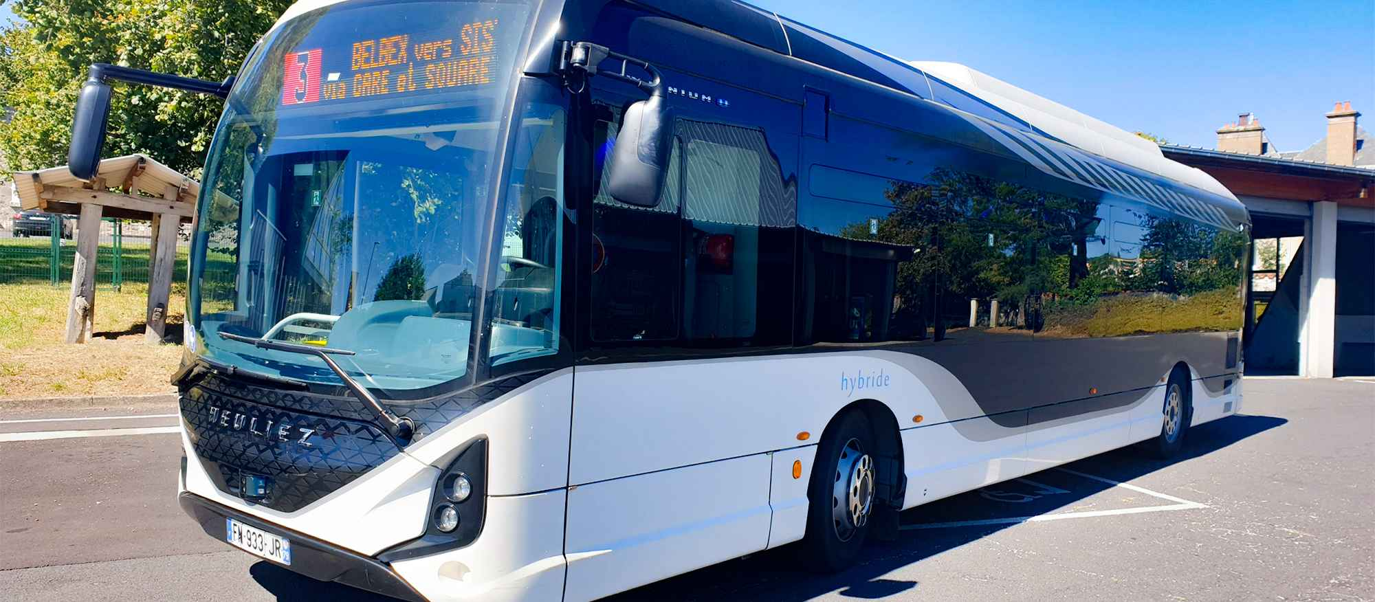 bus hybride 2020